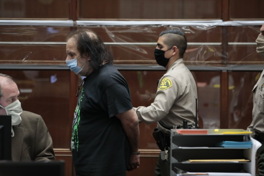 Ron Jeremy Charged Sexual Assault & Rape