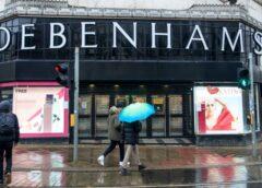 12000 Jobs at Stake as Debenhams Set to Shut all Stores