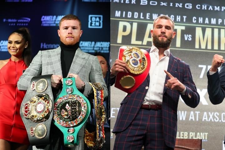 Caleb Plant vs Canelo Alvarez most awaited fight
