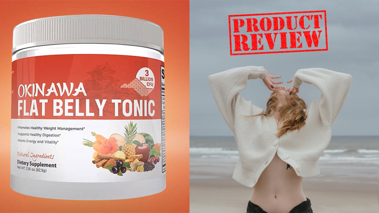 Is okinawa flat belly tonic legit
