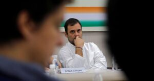 Congress Upset Over The Ad That Mocked Sonia and Rahul Gandhi