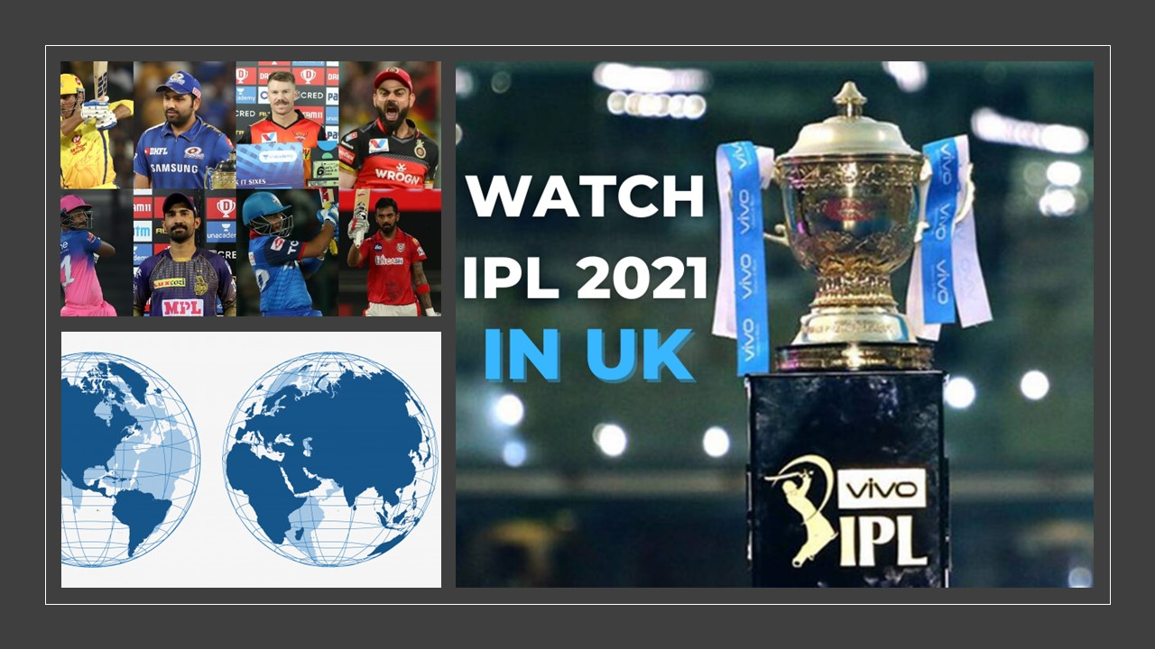 The IPL 2021 Global Viewing Convenience
