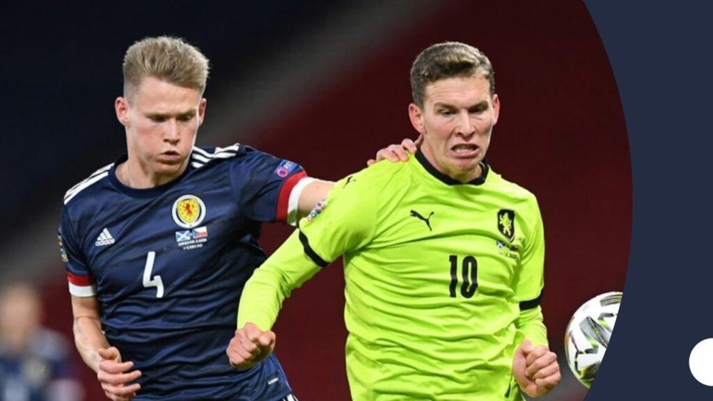 Czech Republic being hosted by Scotland at Hampden Park