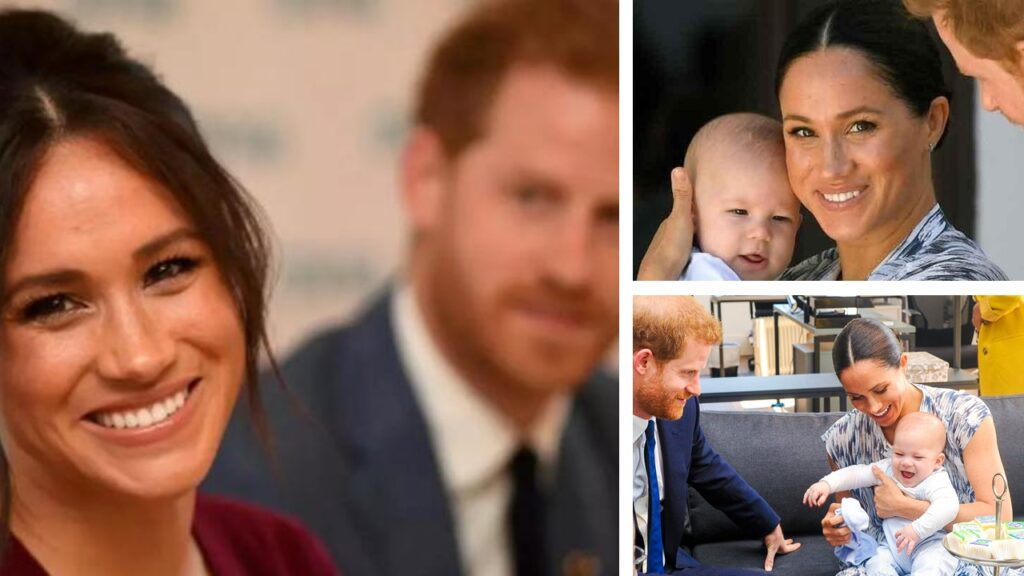 Lilibet Diana is the name Prince Harry & Meghan Markle have chosen for their new born