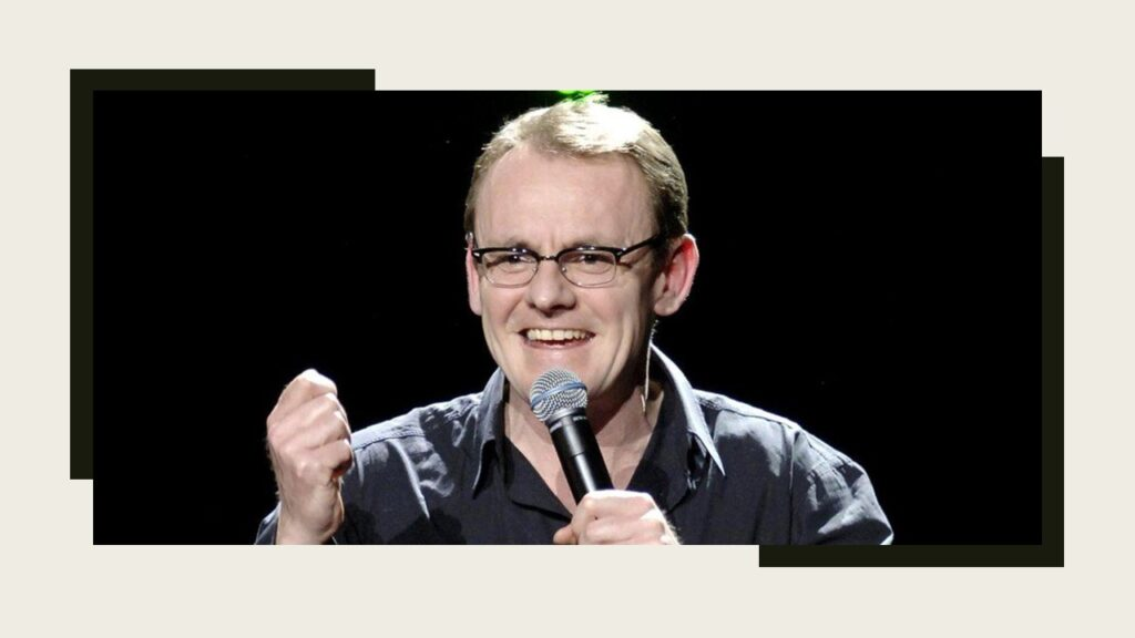 Comedian Sean Lock and 8 Out of 10 Cats captain dies aged 58