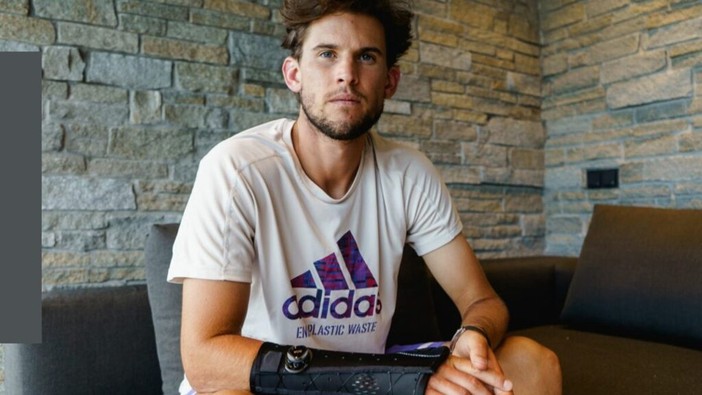 Dominic Thiem needs time to recover from wrist injury