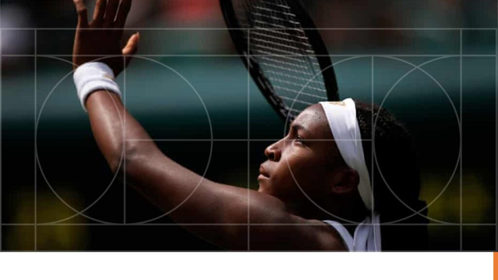 Coco Gauff prefers to play freely and not to the expectations of others